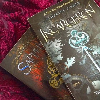 Day 10 of #febbooksarelit is Missed Connections (Characters You Wish were together)  Attia and Keiro  From the Incarceron series by Catherine Fisher This isn't so much a fallen ship, but a ship I wished had sailed!  These two characters were always at odds. They were secondary and not as important and the MCs Claudia and Finn. But I thought they could have had great chemistry.  You know the good old enemies to lovers trope, that I fall for over and over again. Yeah, I was wishing for that!  But no, it was not meant to be. I even considered writing a fan fic for them but I never put pen to paper. Only thoughts and wishes!  I really want to reread this series, it was really good and I love the world in this book!  What two characters do you wish were together?  #bookstagram #read #ya #youngadultbooks #bookblogger #readingwithrendz #incarceron #sapphique  #catherinefisher #reader #otps