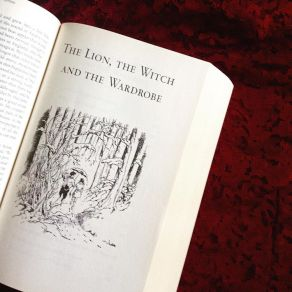 Day 5 of #febbooksarelit is First Love (First Book You Fell in Love With)  I don't think anyone should be surprised when I say The Lion, the Witch and the Wardrobe is my my first book love.  Well, it is.  It is also my first movie love, so it's a two in one special.  The magic of Narnia has touched me for life and there's no going back!  Hope you are all having a great day!  #bookstagram #books #narnia #thechroniclesofnarniathelionthewitchandthewardrobe #thelionthewitchandthewardrobe #cslewis #readingwithrendz #magicalstory #reader
