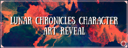 Lunar Chronicles Character Art Reveal