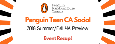 Penguin Teen CA Social