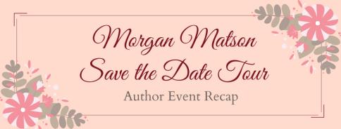 Morgan Matson in Toronto