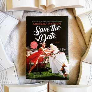 SAVE THE DATE by @morgamat is my current read and I'm really enjoying it!  It is incredibly funny and also very heartfelt. Considering it is my first Morgan Matson book, I'd say things are going very, very good!  I was lucky enough to meet Morgan on her trip to Toronto last week and got my copy of Save the Date signed! (It's double signed too because it's a first edition!!) I did an event recap on my blog, so if you want to read more about what Morgan discussed, follow the link in my bio!! What is your favourite Morgan Matson book?  #savethedate #morganmatson #bookstagram #yabooks #yacontemporary #books #reader #ya #youngadultbooks