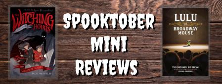 Spooktober Mini Reviews