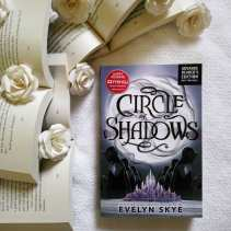 Soon to be read is CIRCLE OF Shadows by @evelyn_skye  I've been anticipating this book since the moment it was announced and I am so happy to finally have my hands on a copy! Many thanks to @hccfrenzy for sending me an ARC, my Holiday reading sure did get more fun!  I really enjoyed Skye's The Crown's Game duology, so I have a good feeling about this series too! What are you reading this holiday season? #circleofshadows #evelynskye #epicreads #yabooks #books #reader #bookishcanadians #fantasy