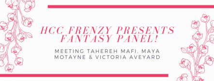 HCC Frenzy Presents Fantasy Panel!